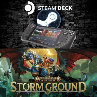 8x07 - Steam Deck y Age of Sigmar Storm Ground