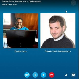 Gli Ospiti: reportnotprovided.com Davide Puzzo e Daniele Vinci