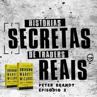 Ele fez 58% ao ano por 27 anos! (Peter Brandt) - Episódio 2 Histórias Secretas de Traders Reais