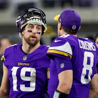 Purple People Eaters: Cornerback Exodus, WTF? Is This a Rebuild or Too Early to Tell?