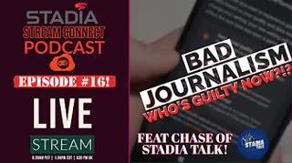 #SSCPodcast №016 - Our Response to Paul Tassi   UE5 Tech Demo   More games! feat Stadia Talk