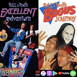 Bill And Ted's Double Feature