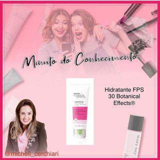 Hidratante FPS 30 Botanical Effects® 50 ml