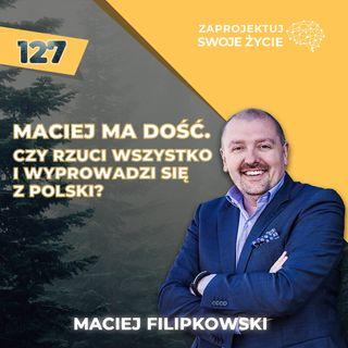 Urodzinowe Solo-Maciej opuszcza Polskę?!