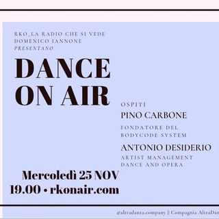 Dance On Air #4S2 - 25/11/2020