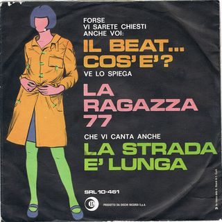 La Ragazza 77 - Il beat cos'è