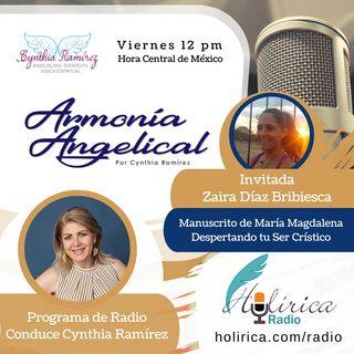 Armonía Angelical  Manuscrito de María Magnalena