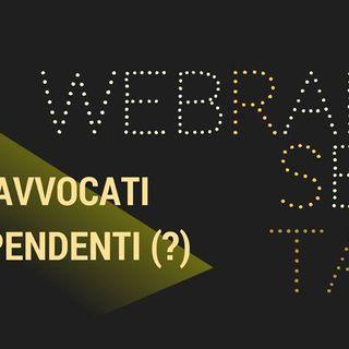 Webradiosera Talk- Avvocati dipendenti