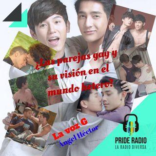 ¿Las parejas gay y su visión en el mundo hetero?