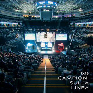 VL 1x15: CAMPIONI SULLA LINEA