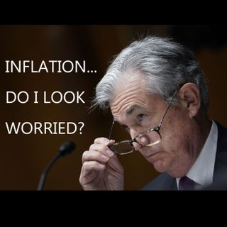 Concerns about inflation…