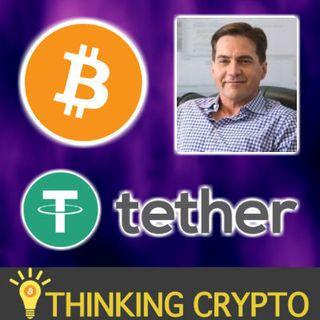 BITCOIN PUMPED By Tether Confirmed - Craig Wright Bitcoin Copywright - XRP & Cryptos European Central Bank Paper