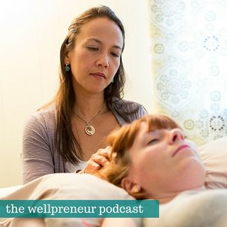 {e88} Acupuncturist Kit Yoon Grows Online Through a Clean Eating Challenge #realwellpreneur