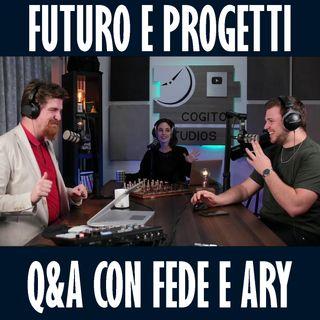 Il Futuro di Daily Cogito: progetti e riflessioni - Q&A con Rick, Ary e Fede