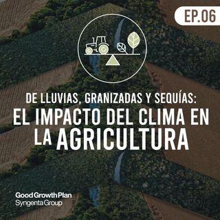 EP 06: De lluvias, granizadas y sequías: el impacto del clima en la agricultura