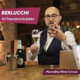 Chardonnay   Berlucchi '61 Franciacorta Satèn   Wine tasting with Filippo Bartolotta