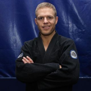 Sports of All Sorts:Nicolas Gregoriades  the first jiu-jitsu practitioner to have been promoted to black belt by the legendary Roger Gracie.