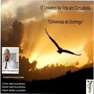 """O Universo da Vida em Consultoria - """"Conversas de domingo"""" com Lucas Raposo - """"Hábitos da Leitura"""""""
