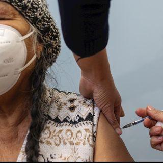 Suman 18 mil 763 vacunados contra covid en CDMX