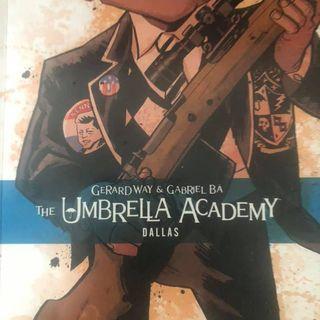 The Umbrella Academy/The Boys/Doom Patrol/Star Girl