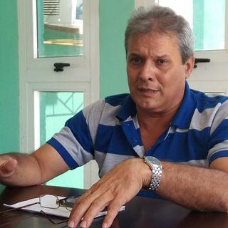 Declaraciones de Oscar Benedico Rodríguez, director del Centro Meteorológico Provincial de Ciego de Ávila