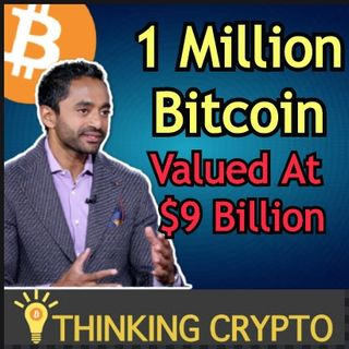 Billionaire Chamath Palihapitiya Bought 1,000,000 BITCOIN in 2013 & Issues Warning on BTC Success