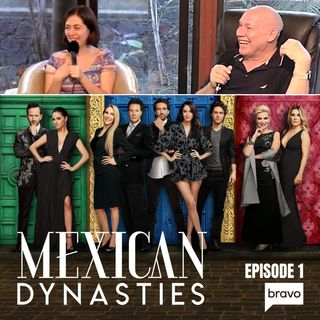 "Tv-Episode 1 ""Mexican Dynasties"" Commentary by David Hoffmeister with Spanish Translation"