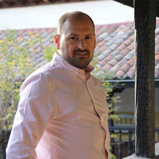 Entrevista a Roberto Benítez, candidato a la alcaldía por Impulsa Getafe
