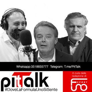 Pit Talk - F1 - La non gara della vergogna in Belgio