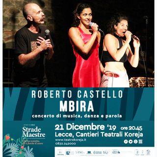 MBIRA (live dai Cantieri Teatrali Koreja)