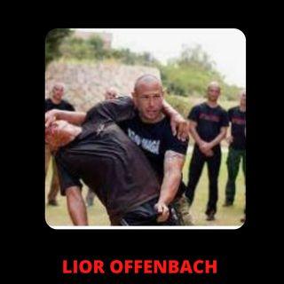 FORMER ISRAELI DEFENSE FORCES SOLDIER AND KRAV MAGA INSTRUCTOR LIOR OFFENBACH