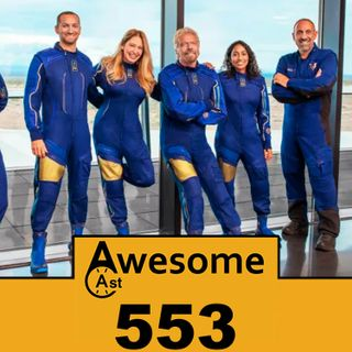 Rocket Measuring Contest | AwesomeCast 553