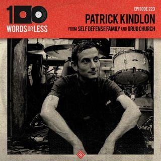 Patrick Kindlon from Self Defense Family