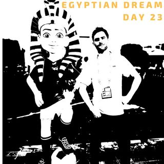 13 Jul: Egyptian Dream-Day 23- Tutankhamun & the all-time AFCON leading goal-scorers