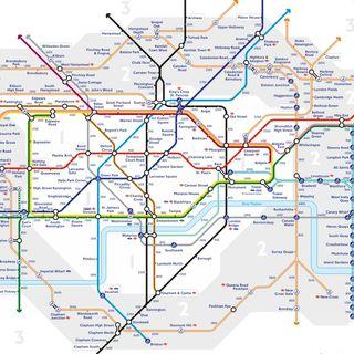 #bg La metro di Londra