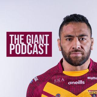 The Giant Podcast #4 - Cameron Deacon, Eorl Crabtree, Tim Burton & Suaia Matagi