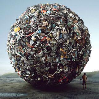 Zanzare, riciclaggio e 'rifiuti zero'