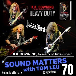 070: K.K. Downing from Judas Priest