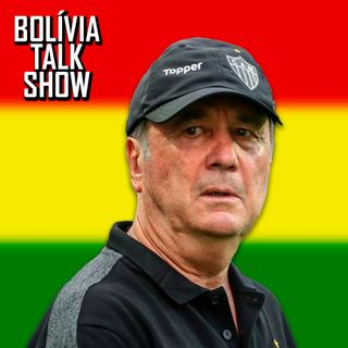 #50. Entrevista: Levir Culpi - Bolívia Talk Show