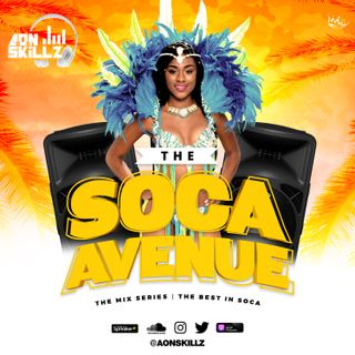 THE SOCA AVENUE 01 - SWEETNESS