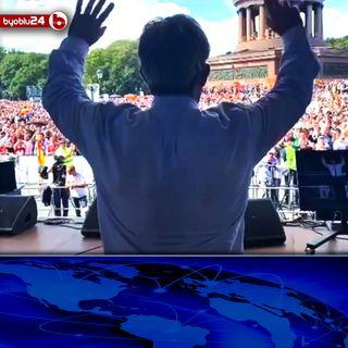 Il discorso di Kennedy a Berlino, che giornali e tv non vi hanno fatto vedere