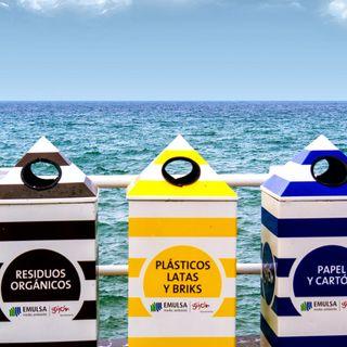 Recoger residuos gratis como costumbre | el charco #10
