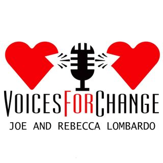 "Voices for Change ""Fran Houston & Martin Baker"""