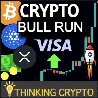 BITCOIN Breaks $50K & Cardano ADA Near $3 as Bull Run Heats up! - Visa Buys CryptoPunk NFT