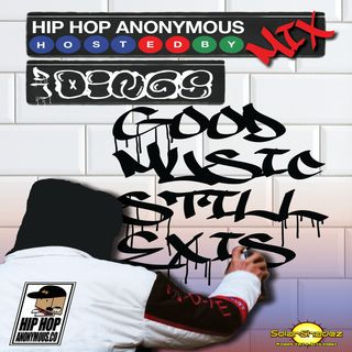 The Hip Hop Anonymous Mix Vol.20 Hosted and Mixed By Dj  Dings