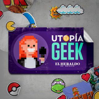 ¡Bienvenido a Utopía Geek! Un podcast donde cabemos todos