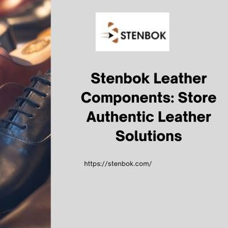 Stenbok Leather Components Store Authentic Leather Solutions