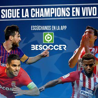 Revive el directo de la jornada de Champions del 18-09-18 (2)