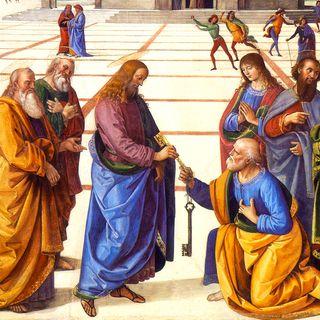 La professione di fede di Pietro, il primato del Papa e la sua funzione