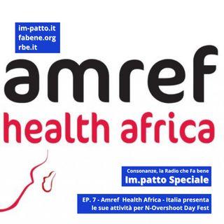 Im.patto Speciale - Ep. 7 - Amref Health Africa Italia presenta le sue attività a Im.patto